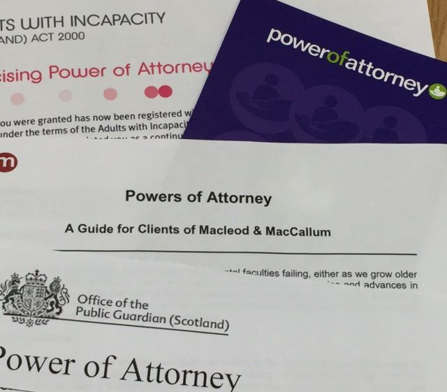 I Have A Will Why Do I Need A Power Of Attorney Mac And Mac